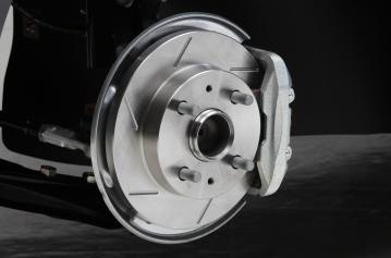 サンバートラック SAMBAR TRUCK | ブレーキローター / フロント【シフトスポーツ】サンバートラック S201J/S211J 慶虎 6本スリットローター フロント
