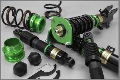 NV100クリッパー | サスペンションキット / (車高調整式)【シフトスポーツ】NV100クリッパー DR17V 慶番サスペンションKit-A