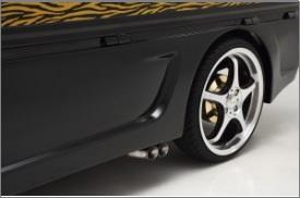 ピクシストラック | ステンマフラー【シフトスポーツ】ピクシストラック S500J/S510J 慶虎マフラー 慶爆サイドマフラー サイド左出し (競技用)
