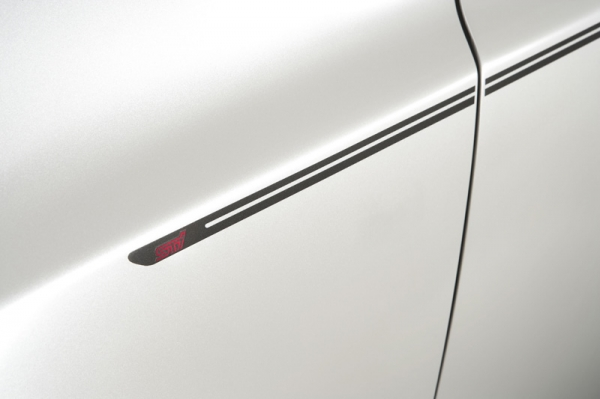 エクシーガ | ステッカー【エスティアイ】エクシーガ YA4/5/9/M アプライド:A- デカールタイプ ピンストライプ 1台分 カラー:ダークグレー