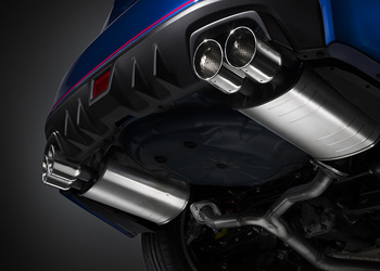 WRX VA STI S4 | エキゾーストキット / 排気セット【エスティアイ】WRX STI VAB アプライドA~ エキゾーストキット