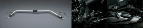 GVB インプレッサSTI   ボディパーツ / その他【エスティアイ】インプレッサ GV WRX STI STI Performance パッケージ挙動制御系パーツ C型ターボ車