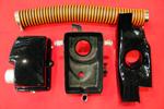 S660 | インテーク/マニホールド【バックヤード】S660 ダイレクトエアーボックス FRP レッドカラー結晶塗装仕上げ