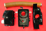 S660 | インテーク/マニホールド【バックヤード】S660 ダイレクトエアーボックス FRP 黒ゲルコート仕上げ