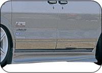 W30 ラルゴ | サイドステップ【タケローズ】LARGO サイドステップ