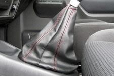 JB43 ジムニーシエラ | シフトブーツ / サイドブレーキブーツ【オフロードサービスタニグチ】ジムニー シエラ JB43 シフトレバーブーツ MT車 赤