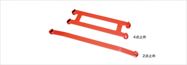 【タナベ】SUSTEC アンダーブレース パレット MK21S K6A 2008年01月~2013年01月
