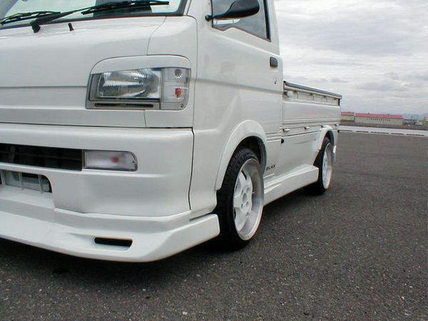S200/210 ハイゼットトラック | アイライン【ブラックス】ハイゼットS200P 前期 アイライン