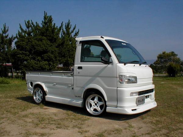 S200/210 ハイゼットトラック   サイドステップ & / ドアパネル 2dr【ブラックス】ハイゼットS200P 前期 サイドパネルキット