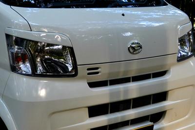 S320/330 ハイゼットカーゴ | アイライン【ブラックス】ハイゼットバン S320V アイライン