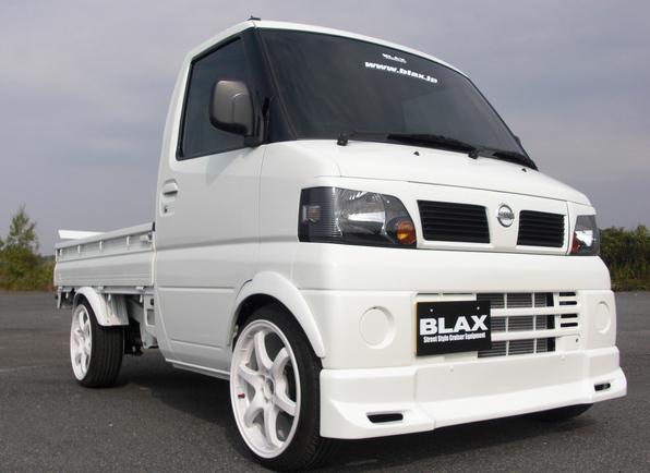 U61 ミニキャブ | スプリング【ブラックス】ミニキャブトラック U61T 中期 ZOOM製 ダウンサス