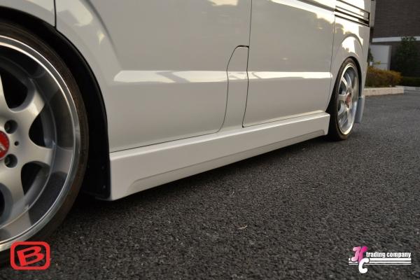 DA64V EVERY VAN | サイドステップ【ブラックス】エブリィ バン DA64V サイドステップキット