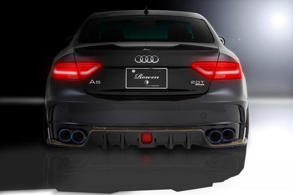 Audi A5 | Rowen リアバンパー【ロエン/ A5 トミーカイラ |】AUDI A5 facelift Rowen リヤバンパー FRP製, ケイト手芸店:0ed9170e --- data.gd.no