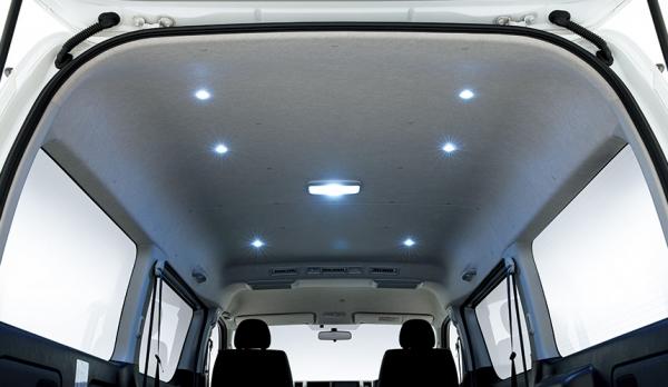 200 ハイエース | LED ランプ【トヨタモデリスタ】ハイエース 200系 4型 MODELLISTA SELECTION (Interior) LEDカーゴライト スーパーGL(ワイドボディ)