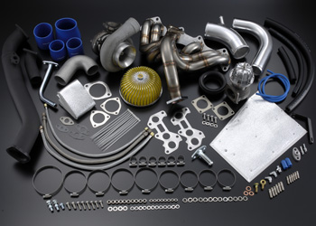R33 GT-R | タービンキット【トラスト】スカイライン GT-R BCNR33 タービンキット ウェストゲートタイプ