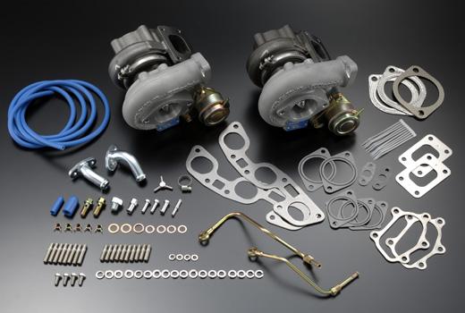 R33 GT-R   タービンキット【トラスト】スカイライン GT-R BCNR33 GReddy タービンキットアクチュエータータイプ ノーマルエンジン用