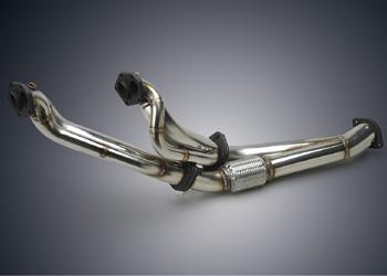 R32 GT-R | フロントパイプ【トラスト】スカイライン GT-R BNR32 GReddy エクステンション フロントパイプ