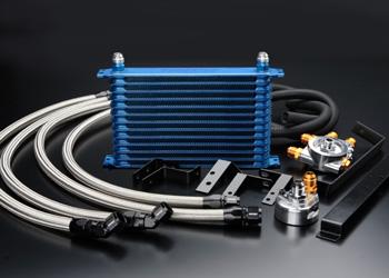 S2000 AP1/2   オイルクーラー【トラスト】S2000 AP1 GReddy オイルクーラーキット オイルエレメント移動タイプ