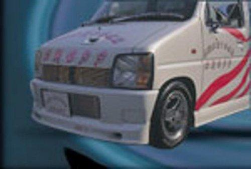 【テイクオフ】ワゴンR CT系 フロントリップスポイラー -