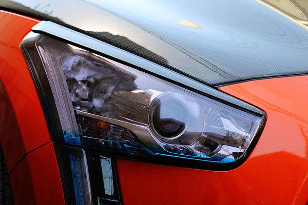 コペン | アイライン【テイクオフ】コペン ローブ LA400K CROSS アイライン 左右セット カーボン製