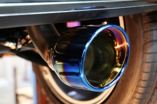 アルト HA36S/36V型   ステンマフラー【テイクオフ】アルトワークス/アルトターボRS(HA36S) クロスステージマフラー (2WD/FF車)