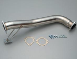 S14 シルビア | フロントパイプ【ブリッツ】シルビア S14 AT車不可 フロントパイプ A/Fセンサーアタッチメント付き