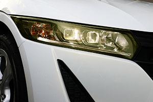 S660 | フロントライトカバー / リトラカバー【テイクオフ】S660 JW5 ヘッドライトカバー 左右セット カラー:イエロー