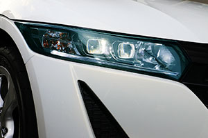S660   フロントライトカバー / リトラカバー【テイクオフ】S660 JW5 ヘッドライトカバー 左右セット カラー:アクアブルー