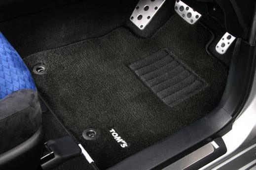 フロアマット【トムス】フロアマットT05 LEXUS_IS(GSE30/31) 2WD レクサス IS GSE3031 IS350 / 250 H25.4~