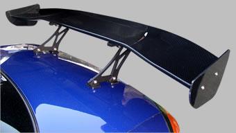 GT-WING | URAS 汎用 | GT-WING【ユーラス】3次元カーボン風ウイング スタンダード 1550mm