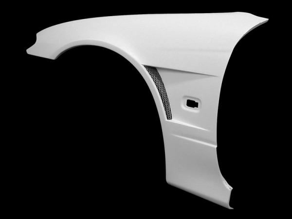 S15 シルビア | フロントフェンダー / (交換タイプ)【ユーラス】S15 フロントワイドフェンダー