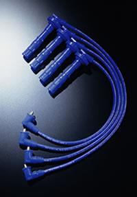 GY アテンザスポーツワゴン | プラグコード【ウルトラ】パワープラグコード アテンザスポーツワゴン GY3W ブルーポイント 品番:2247-40