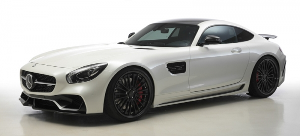 AMG GT   エアロ 4点キット【ヴァルド】Mercedes AMG-GT 4点キット (F/ S /R/ TS) カーボン/FRP製【E】
