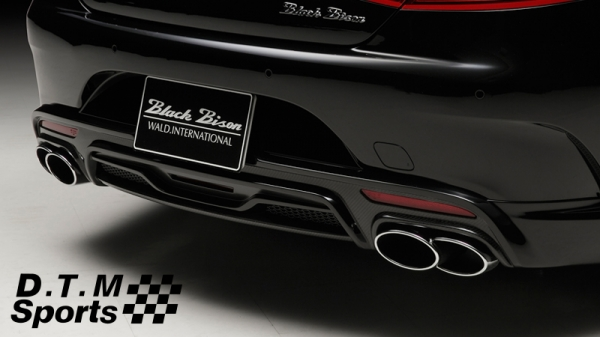 BENZ Sclass COUPE R217 | ステンマフラー【ヴァルド】【C】BENZ S-CLASS COUPE C217 マフラー (TWIN240×2) 550用