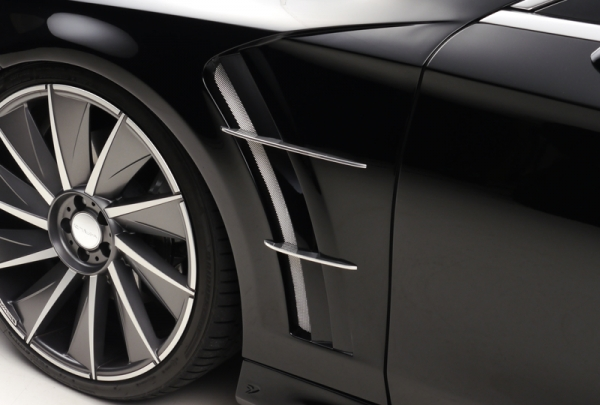 BENZ Sclass COUPE R217   フェンダーダクト【ヴァルド】【E】BENZ S-CLASS COUPE C217 スポーツフェンダーダクト