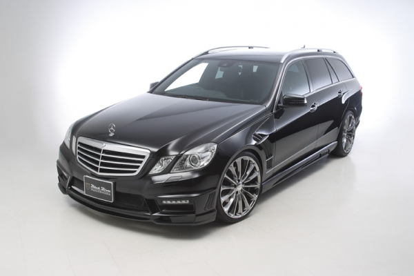BENZ E W212 | フロントバンパー【ヴァルド】【C】BENZ E W212 WAGON Sports Line Black Bison Edition 前期(2011y~2013y) フロントバンパー Ver.フォグ
