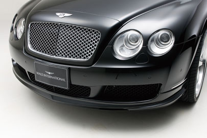BENTLEY Continental FS | フロントハーフ【ヴァルド】【X】BENTLEY CONTINENTAL FLYING SPUR Executive Line~08 フロントスポイラー