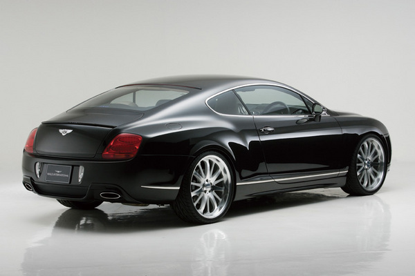 BENTLEY Continental GT | ステンマフラー【ヴァルド】BENTLEY CONTINENTAL GT M/C before Executive Line ~07y D.T.M SPORTS MUFFLER