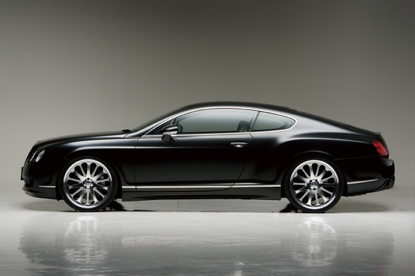 BENTLEY Continental GT | サイドステップ【ヴァルド】【X】BENTLEY CONTINENTAL GT 前期 Executive Line~07y サイドステップ