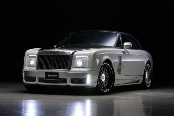Rolls-Royce Phantom ロールス ロイス ファントム | スプリング【ヴァルド】【C】ROLLS-ROYCE PHANTOM Drophead Coupe Sports Line Black Bison Edition 07y~ LOWERING KIT
