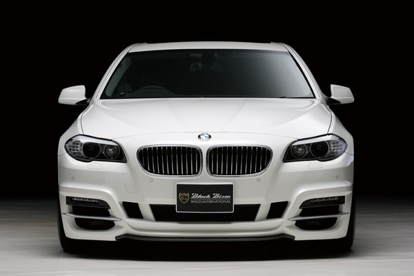 BMW 5 series F10/F11 | フロントバンパー【ヴァルド】【C】BMW 5series F10 Sports Line Black Bison Edition 2010y~ フロントバンパー