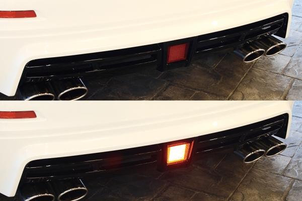 バックフォグ【エクスクルージブ ゼウス】ジューク 【 LUV LINE 】 LEDバックフォグランプ(D) KIT リレーハーネス付属 | JUKE(F15) 前期 2010/6 - 2014/6