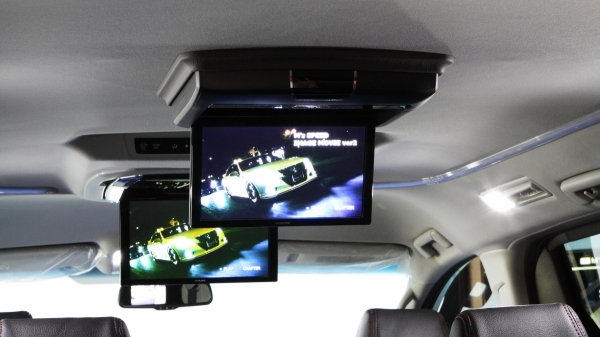 オーディオ・AV系 その他 | EXCLUSIVE ZEUS オーディオ・AV系 その他【エクスクルージブ ゼウス】ヴェルファイア 【 GRACE LINE 】 3rd Seat Monitor Mounting Kit | ヴェルファイア (GGH・AGH・AYH) ZA / Z grade/HYBRID ZR 2015/1 -