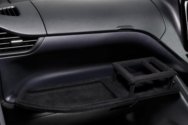 フロントテーブル【エクスクルージブ ゼウス】ヴォクシー 【 GRACE LINE 】 Pasenger Seat Front Table | VOXY(ZRR80G)HYBRID(ZWR80G) (V / X / X C package)(HYBRID V / X) 2014/1 -