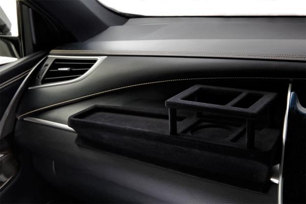 フロントテーブル【エクスクルージブ ゼウス】ハリアー オーバーフェンダーver 【 LUV LINE 】 Pasenger Seat Front Table | HARRIER(ZSU60/65) HARRIER HYBRID(AVU65W) 2013/12 -