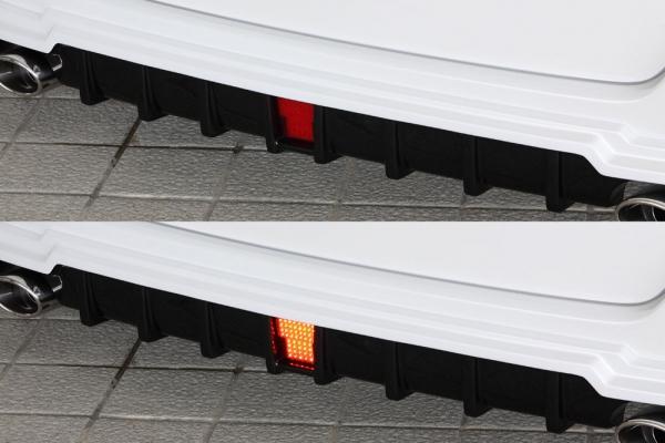 バックフォグ【エクスクルージブ ゼウス】ノア 【 GRACE LINE 】 LEDバックフォグランプ(C) KIT リレーハーネス付属 | NOAH(ZRR80G) NOAH HYBRID(ZWR80G) (G/ X / X V package) (HYBRID G / X) 2014/1 -