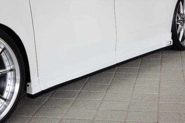 サイドステップ【エクスクルージブ ゼウス】ヴェルファイア 【 GRACE LINE 】 サイドステップ 2色塗り分け塗装済   ヴェルファイア (GGH・AGH・AYH) ZA / Z grade/HYBRID ZR 2015/1 -