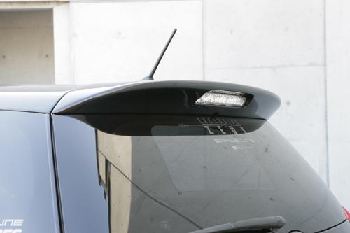 リアウイング / リアスポイラー【エクスクルージブ ゼウス】ウィッシュ 【 GRACE LINE 】 リアウイング 209 塗装済 | WISH (#NE) 後期 2005/9 - 2009/3