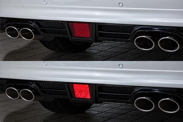 バックフォグ【エクスクルージブ ゼウス】ランドクルーザー 【 LUV LINE 】 LEDバックフォグランプ(A) KIT リレーハーネス付属 | ランドクルーザー 200 ZX (URJ202W) 2015/8 -