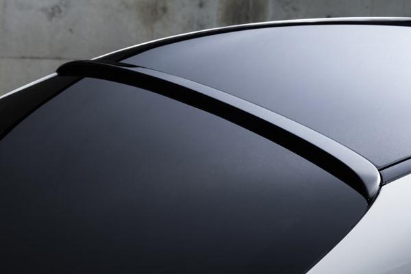 ルーフスポイラー / ハッチスポイラー【エクスクルージブ ゼウス】メルセデスベンツ 【 Prussian Blue 】 ルーフスポイラー 未塗装品   Mercedes Benz E-Class W213 E200/E220d/E250 AVANTGARDE Sports 2016/7 -